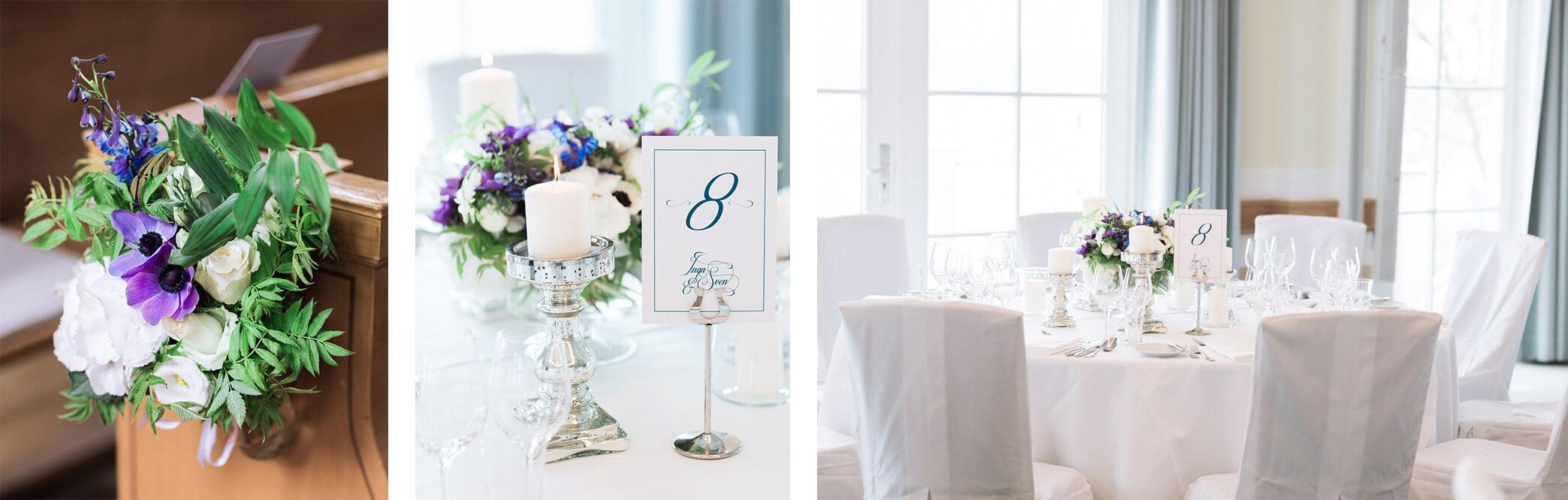 individuelles Logodesign Hochzeit