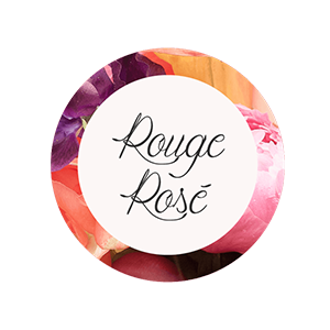 hair and make up rouge rose