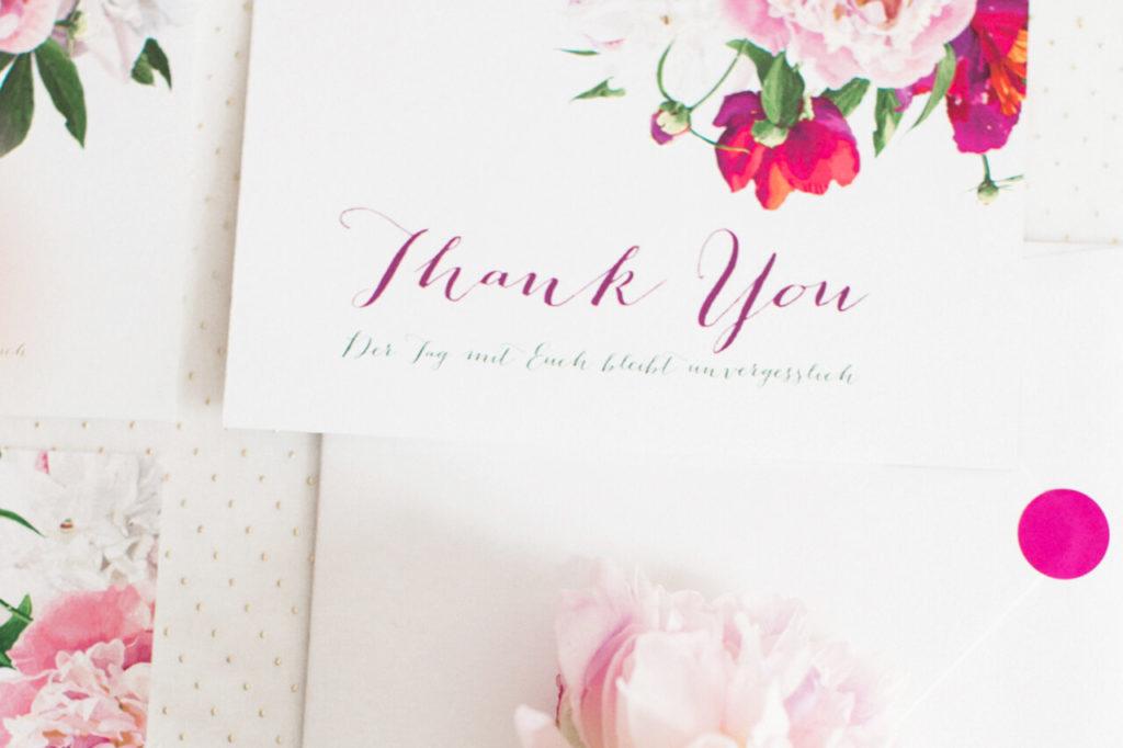 Jungrad Hochzeitskarten Blumen